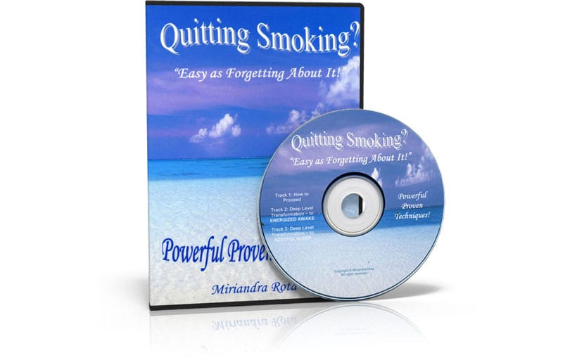 Buy Quitting Smoking CD Package