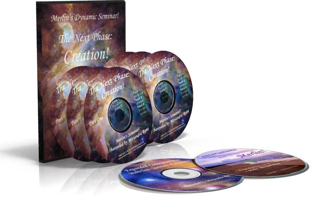Buy Merlins Seminar CD Package