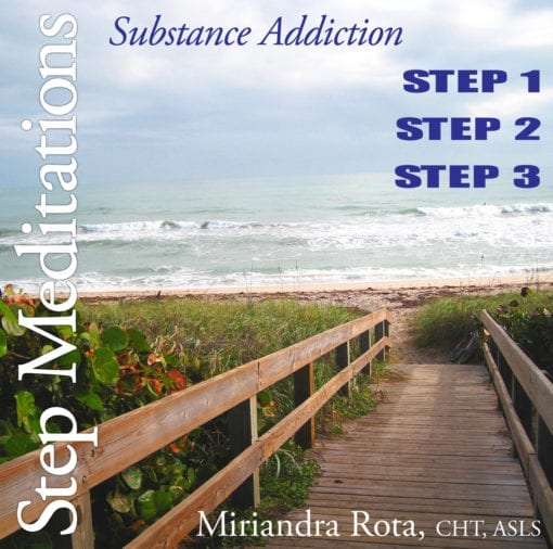 All 3 Steps for Substance Addiction
